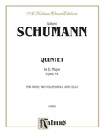 Schumann: Quintet in E flat Major, Op. 44 - Mixed Ensembles