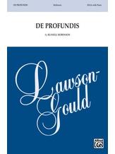 De Profundis - Choral