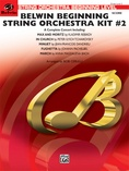 Belwin Beginning String Orchestra Kit #2 - String Orchestra