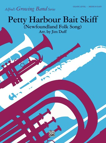 Petty Harbour Bait Skiff - Concert Band