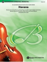 Havana - Full Orchestra