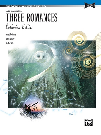 Three Romances - Piano Suite - Piano