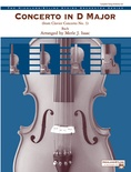 Concerto in D Major (from Clavier Concerto No. 3) - String Orchestra