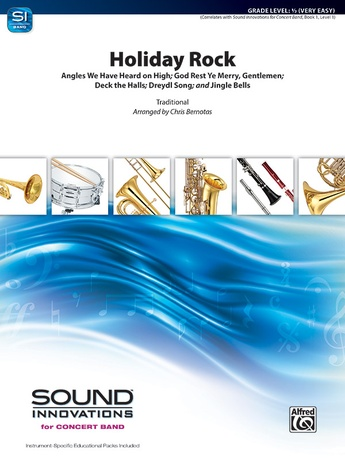 Holiday Rock - Concert Band