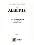 Albéniz: The Alhambra - Piano