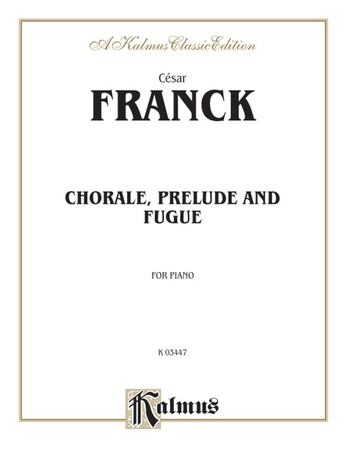 Field: Prelude, Chorale and Fugue - Piano