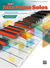 Big Phat Jazz Piano Solos: 10 Big Phat Band Classics Recomposed for Piano - Piano