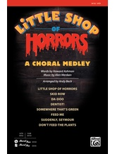 Little Shop of Horrors: A Choral Medley - Choral