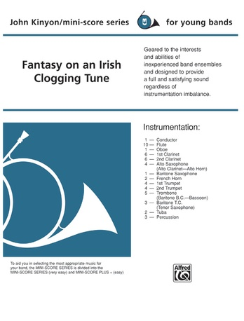 Fantasy on an Irish Clogging Tune - Concert Band