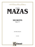 Mazas: Six Duets, Op. 71 - String Ensemble