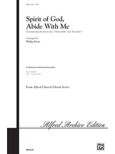 Spirit of God, Abide with Me - Choral
