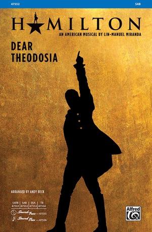 Dear Theodosia - Choral