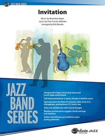 Invitation - Jazz Ensemble