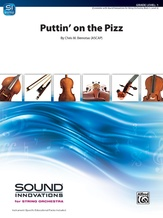 Puttin' on the Pizz - String Orchestra