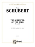 Schubert: The Shepherd on the Rock, Op. 129 - Voice