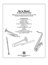 He Is Risen! - Choral Pax