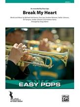 Break My Heart - Marching Band