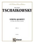 String Quartet in D Major, Op. 11 - String Quartet