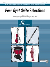 Peer Gynt Suite Selections - Full Orchestra