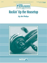 Rockin' Up the Housetop - String Orchestra