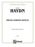 Haydn: Twelve German Dance (Score & Parts, arranged) - String Ensemble