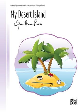 My Desert Island - Piano