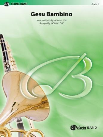 Gesu Bambino - Concert Band