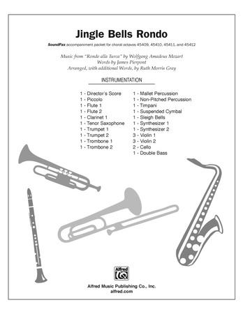 Jingle Bells Rondo - Choral Pax
