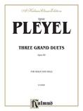 Pleyel: Three Grand Duets, Op. 69 - String Ensemble
