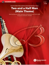 Two and a Half Men (Main Theme) - Concert Band