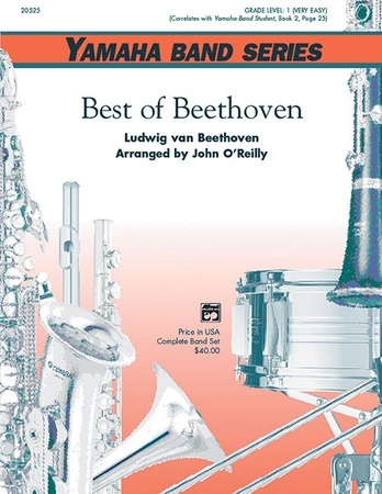 Best of Beethoven: Ludwig van Beethoven | Concert Band
