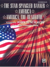 The Star-Spangled Banner / America / America, the Beautiful - Piano