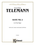 Telemann: Suite No. 2 in B flat Major - Mixed Ensembles