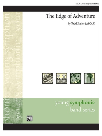 The Edge of Adventure - Concert Band