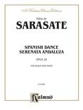 Sarasate: Spanish Dance, Op. 28 (Serenata Andaluza) - String Instruments