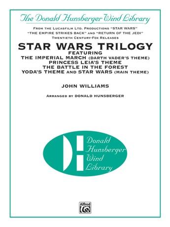 Star Wars® Trilogy - Concert Band
