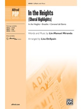 In the Heights (Choral Highlights) - Choral