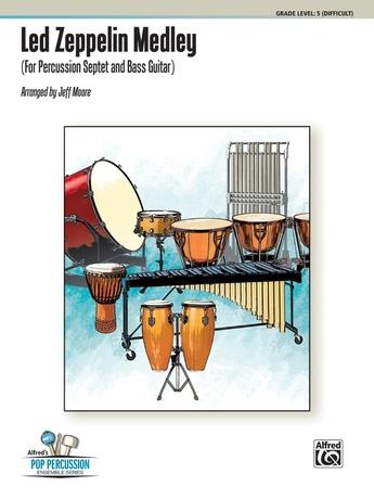 Led Zeppelin Medley - Percussion Ensemble