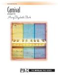 Carnival - Piano Trio (1 Piano, 6 Hands) - Piano
