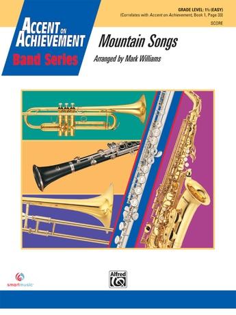 Mountain Songs - Concert Band