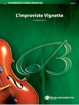 L'improviste Vignette - String Orchestra