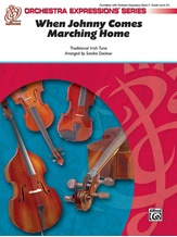 When Johnny Comes Marching Home - String Orchestra
