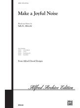 Make a Joyful Noise - Choral