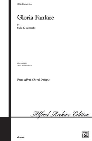 Gloria Fanfare - Choral