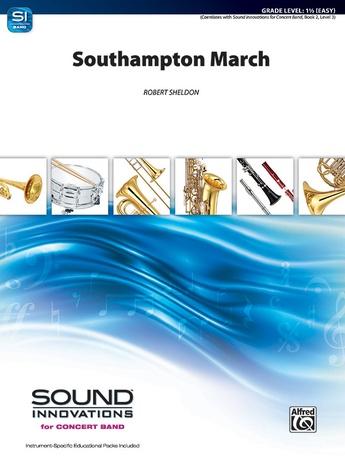 Southampton March - Concert Band