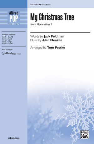 My Christmas Tree - Choral