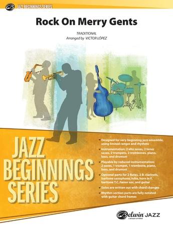 Rock On Merry Gents - Jazz Ensemble