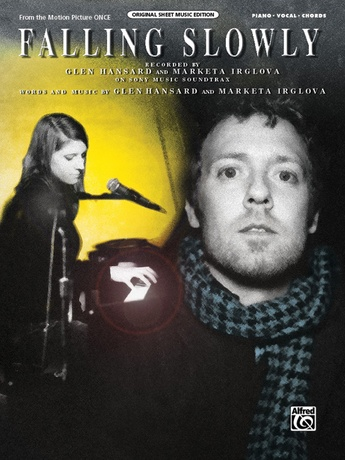 Falling Slowly From Once Glen Hansard Pianovocalchords