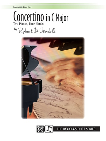 Concertino in C Major - Piano Duo (2 Pianos, 4 Hands) - Piano Duets & Four Hands