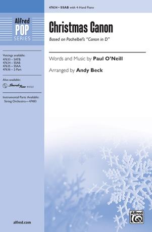 Christmas Canon - Choral
